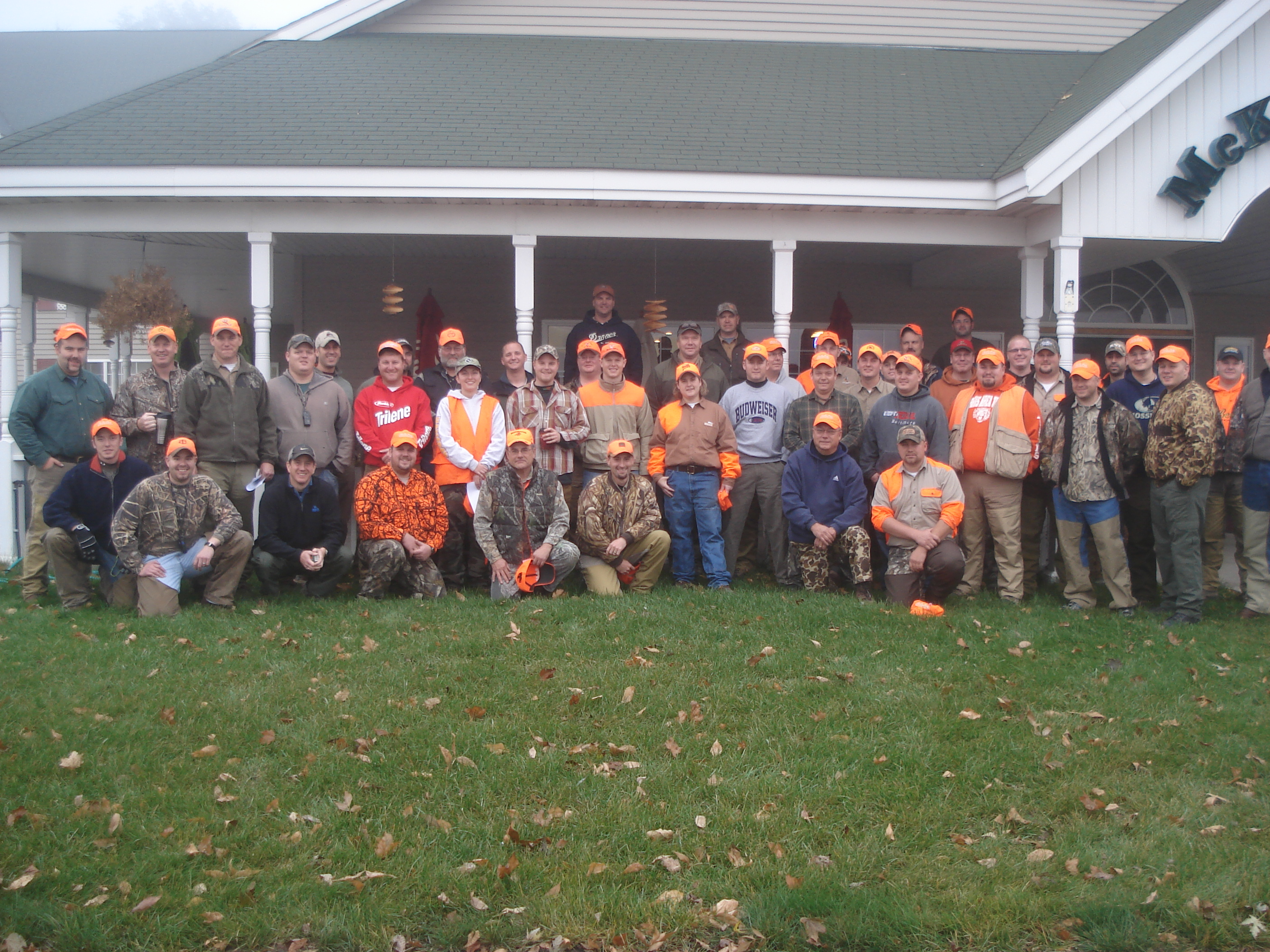 2009 Pheasant Hunt Participants