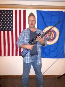 2015 Gun Winner
